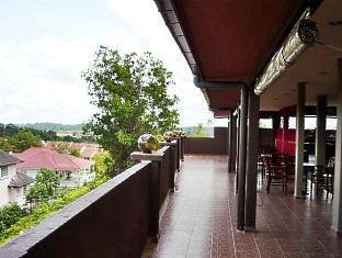 Chateau @ Kuala Lumpur Hotel Kuala Lumpur - Balcony Area