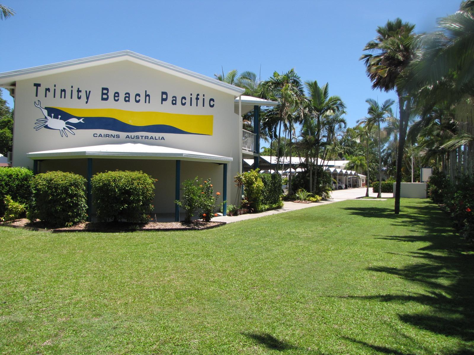 Trinity Beach Pacific - Hotell och Boende i Australien , Cairns