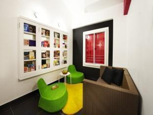 Checkers Inn Singapore - Reading Lounge