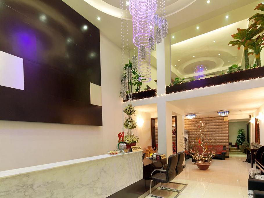 Hanoi Royal View Hotel Ханой - Лобби