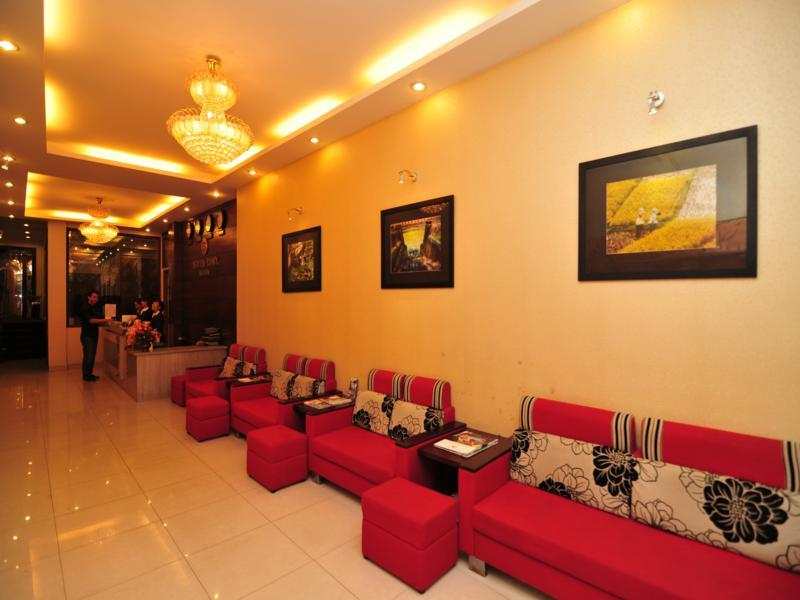Hotell Asian Ruby Hotel Hanoi