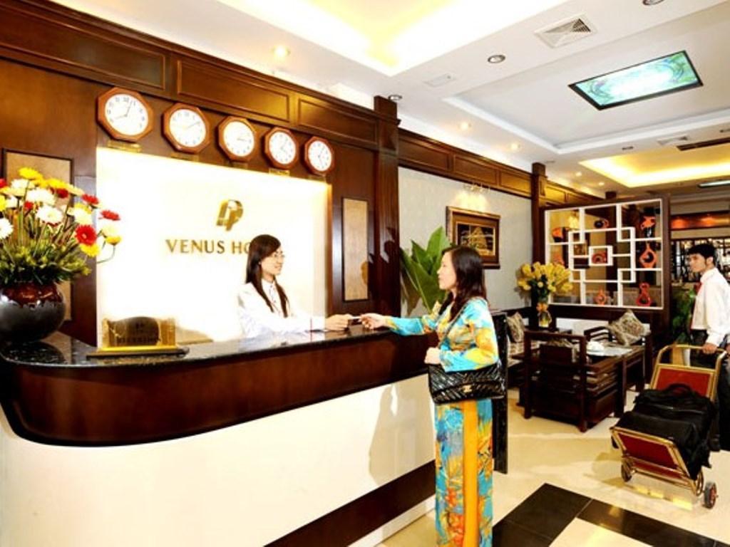 Hotell Hanoi Venus Star Hotel
