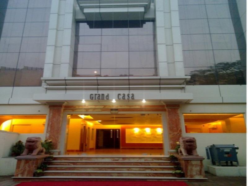 Karawan Grand Casa - Hotell och Boende i Indien i Agra