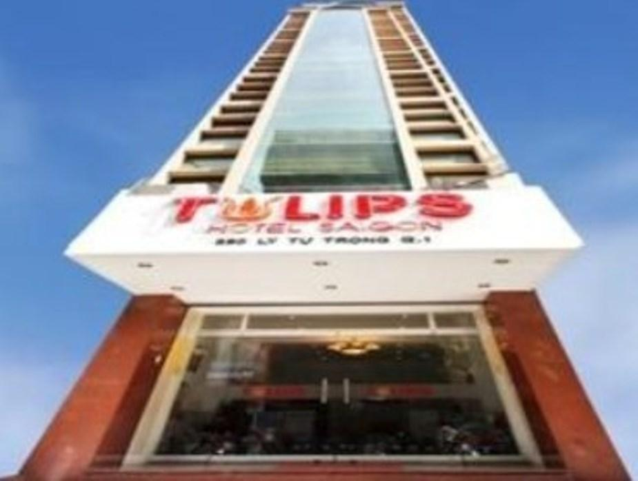 Hotell Tulips Hotel Saigon