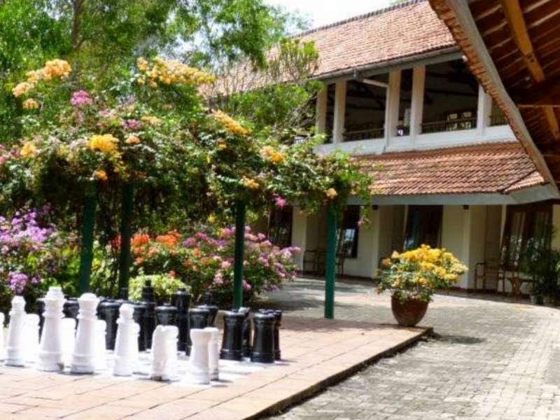 Hotell Udayana Kingfisher Eco Lodge