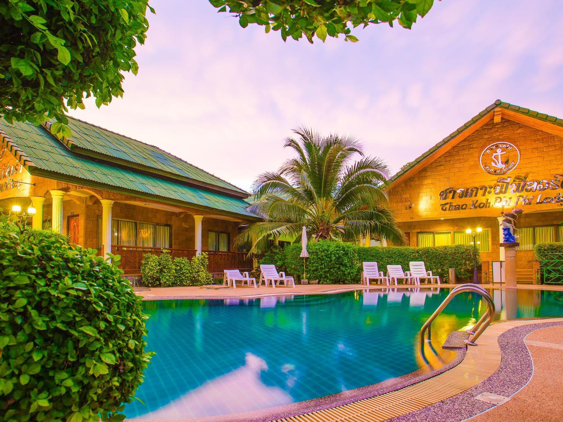 Chaokoh Phi Phi Lodge - Hotels and Accommodation in Thailand, Asia