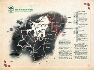 GreenTree Inn Hangzhou West Lake Avenue Hangzhou - Map