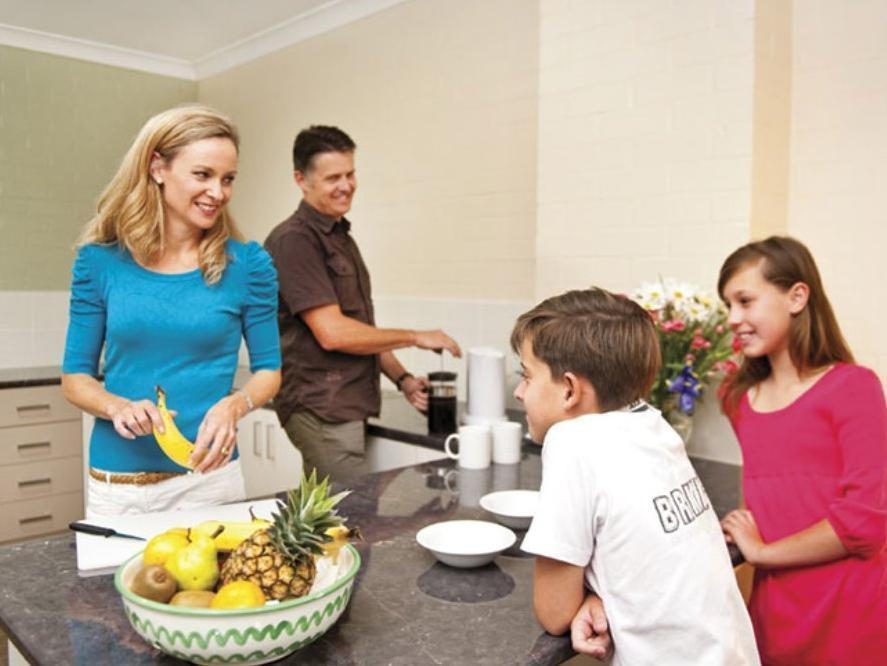 Oxley Court Serviced Apartments - Hotell och Boende i Australien , Canberra