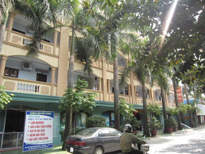 Viet Trung Hotel - Hotell och Boende i Vietnam , Haiphong