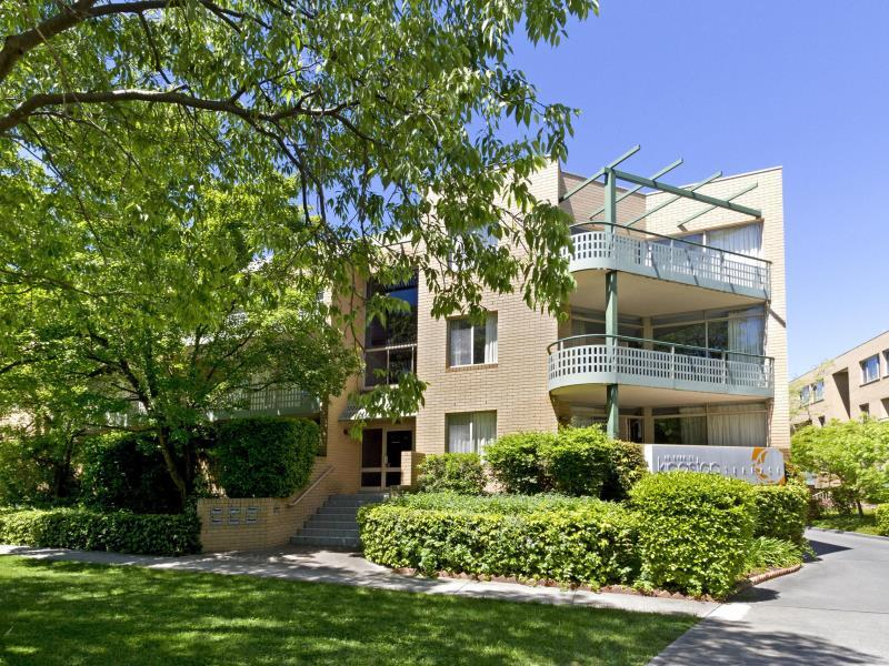 Kingston Terrace Serviced Apartments - Hotell och Boende i Australien , Canberra