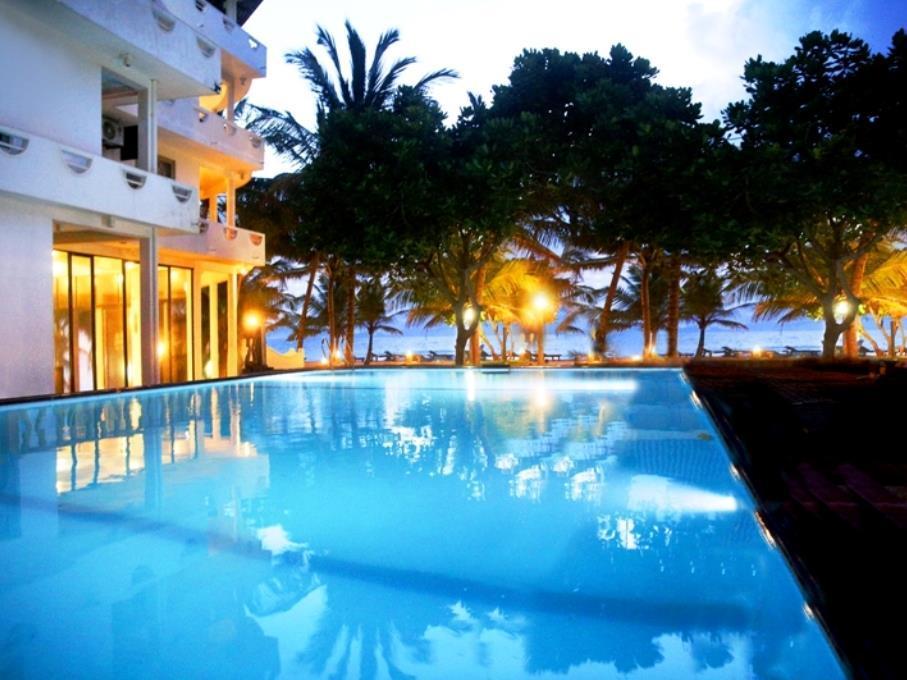 Oasey Beach Hotel - Hotels and Accommodation in Sri Lanka, Asia