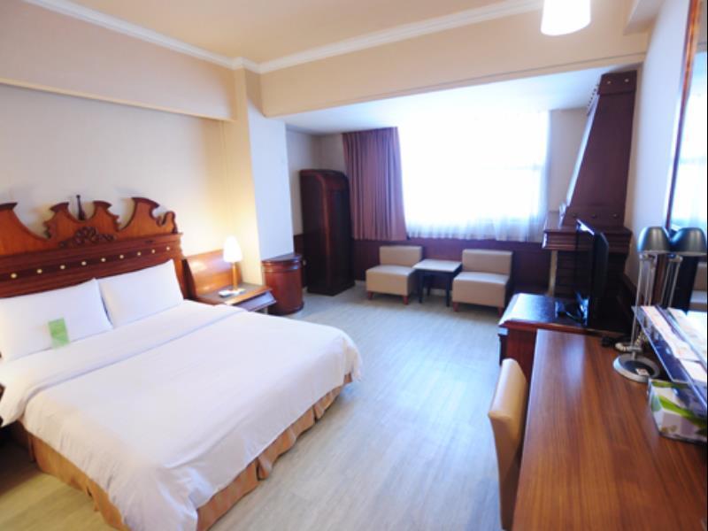 Kindness Hotel Wu Jia Kaohsiungas
