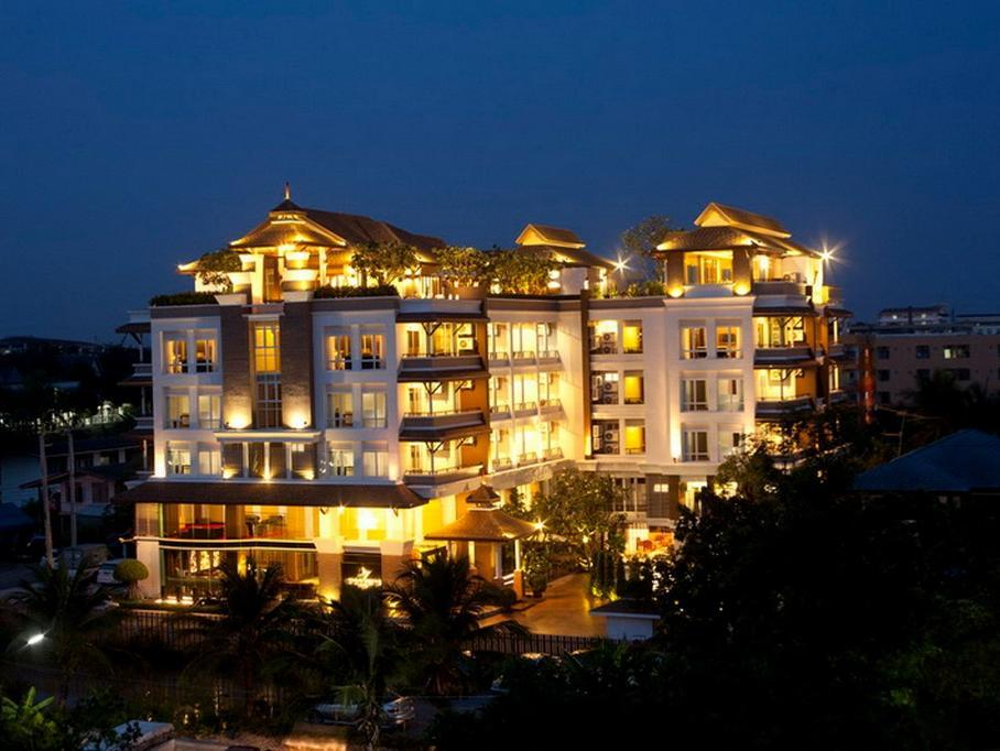 Suvarnabhumi Suite - Hotels and Accommodation in Thailand, Asia
