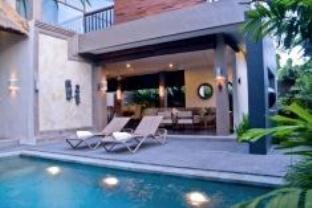 Hotell Ayanna Villa
