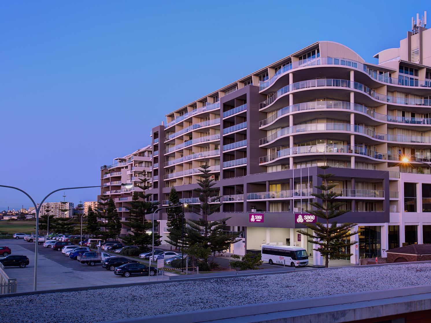 Chifley Wollongong - Hotell och Boende i Australien , Wollongong