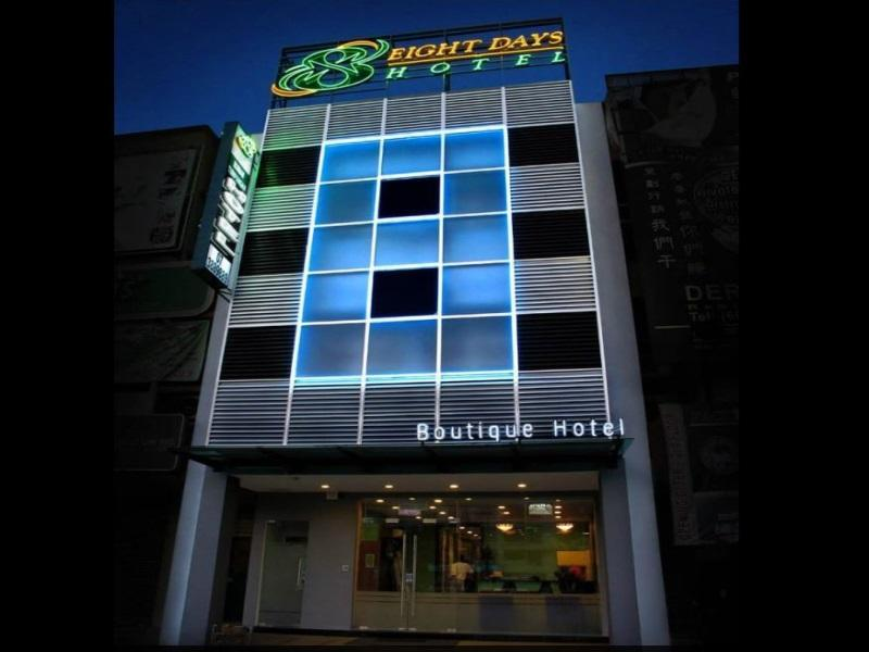 Eight Days Boutique Hotel @ Permas Jaya Johor Bahru