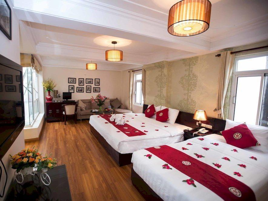 Hanoi Cozy Hotel 2 Ханой