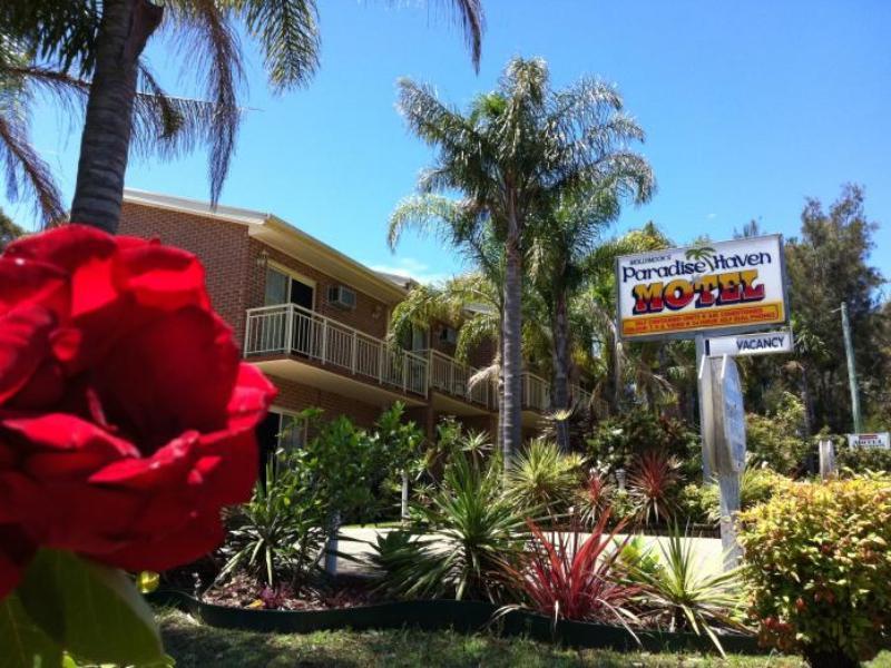 Mollymook Paradise Haven Motel - Hotell och Boende i Australien , Ulladulla
