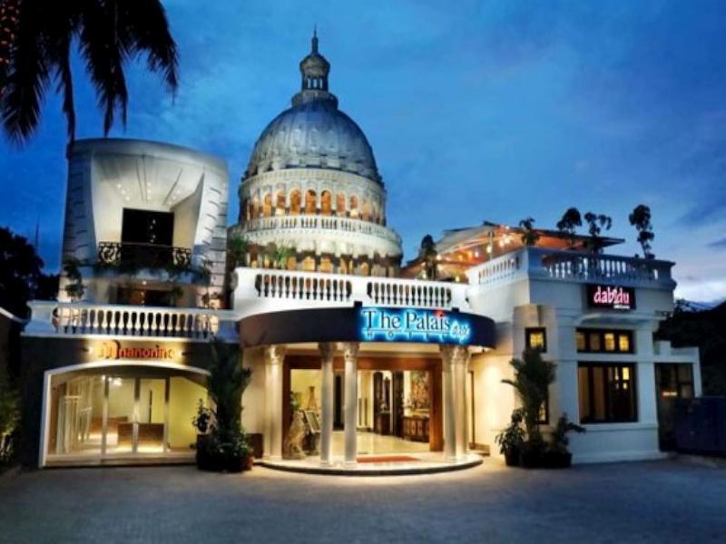 Hotell The Palais Dago Hotel