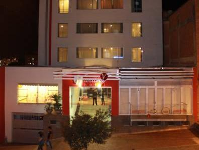 Hotel Varuna - Hotels and Accommodation in Colombia, South America