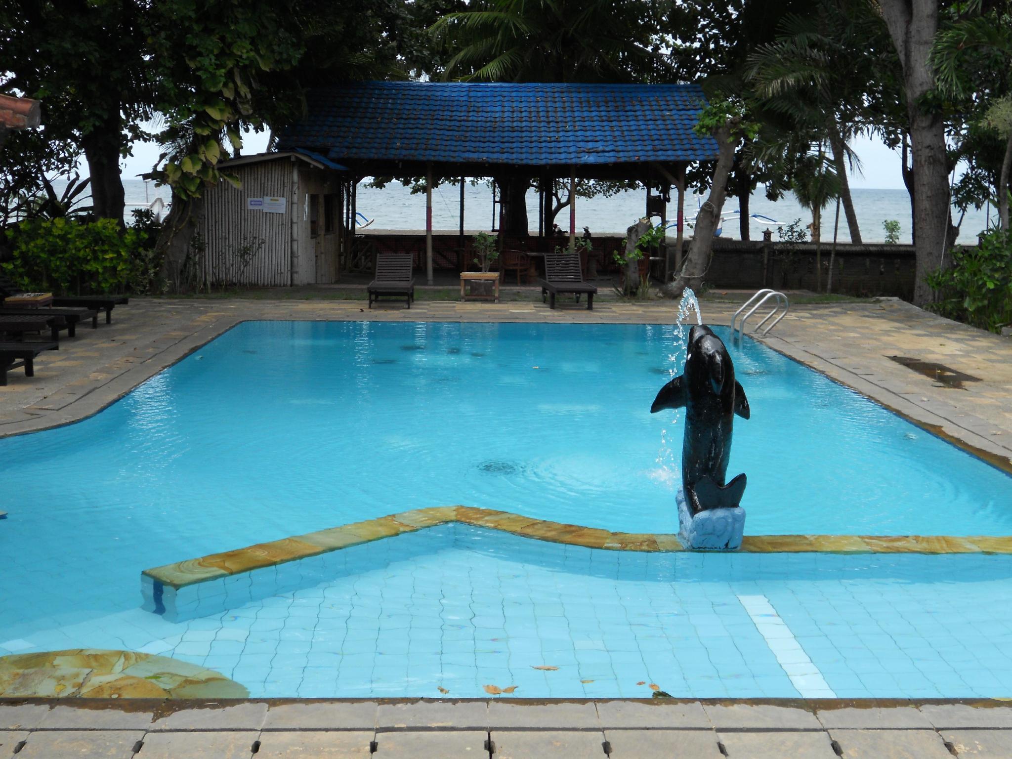Hotell Bali Lovina Beach Cottages