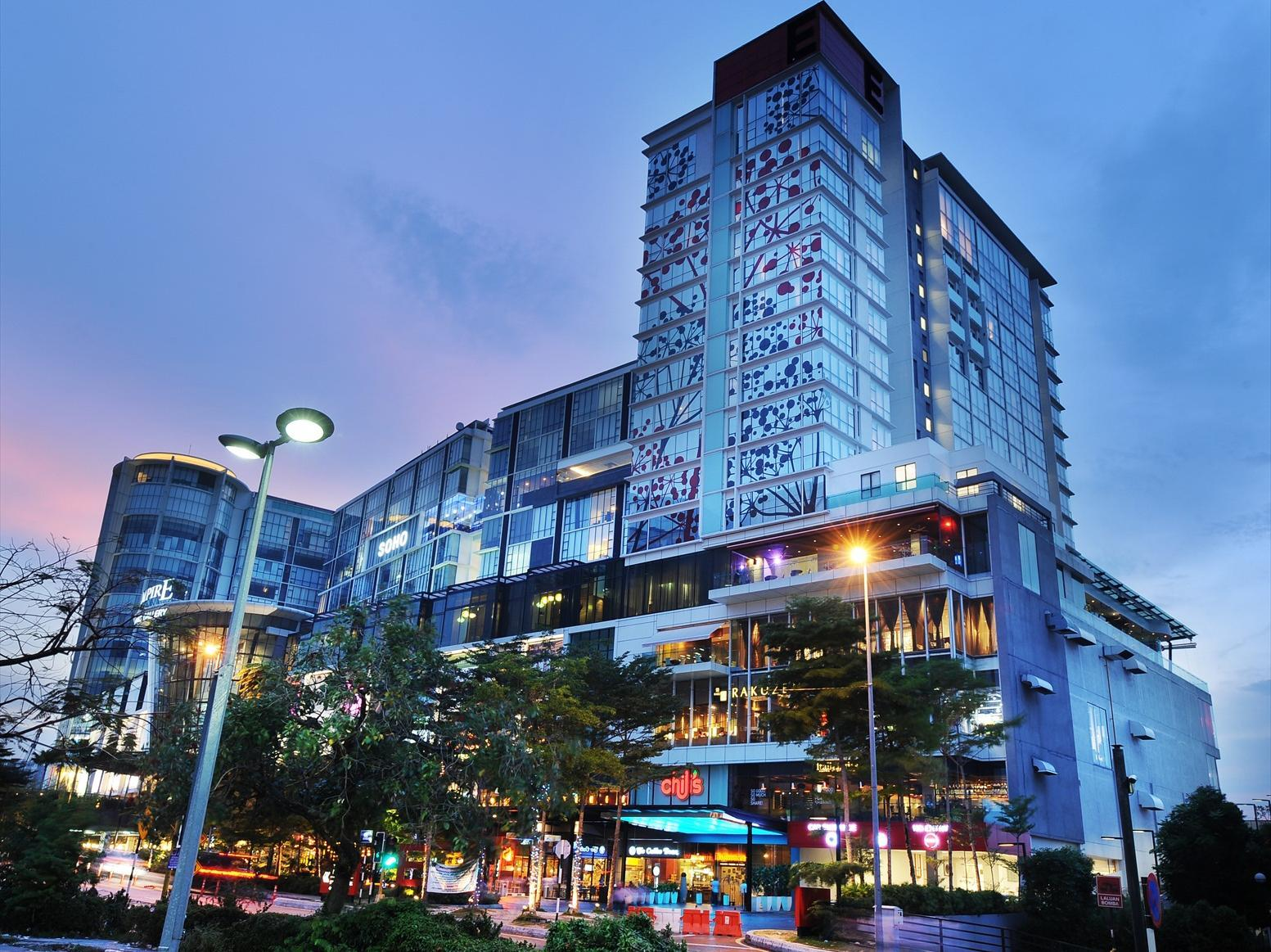 Empire Hotel Subang - Hotels and Accommodation in Malaysia, Asia