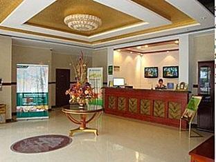 GreenTree Inn Hotel - Nantong Tongzhou Bus Station Express - More photos
