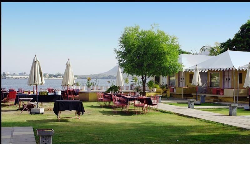 Raasleela Luxury Camp - Udaipur