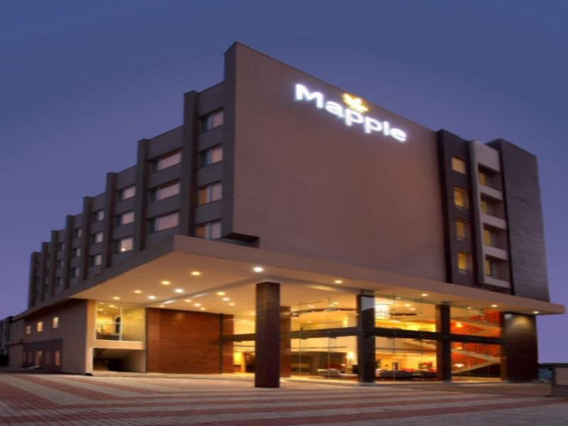 Mapple Pune Hotel - Hotell och Boende i Indien i Pune