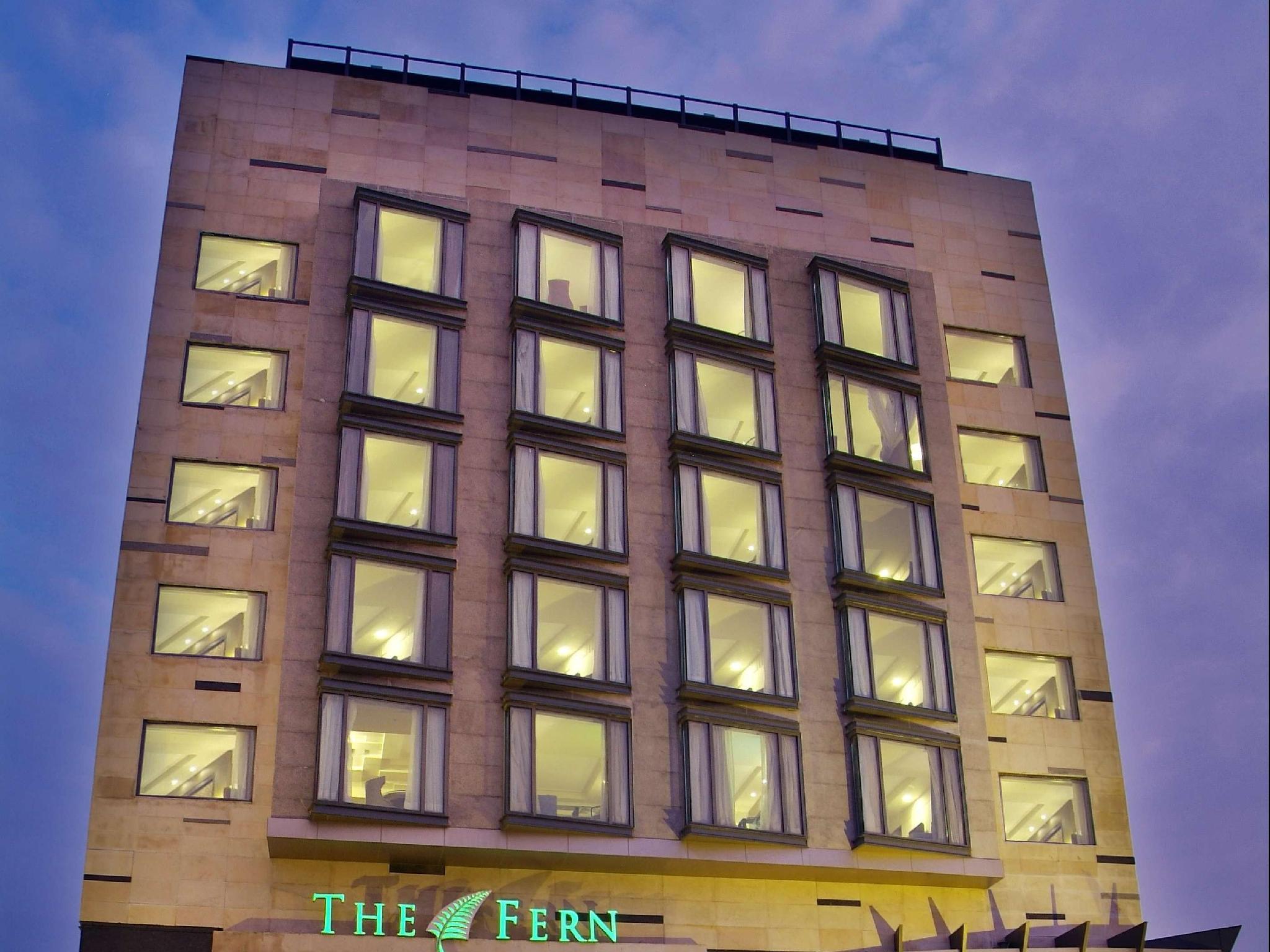 The Fern - An Ecotel Hotel, Jaipur - Hotell och Boende i Indien i Jaipur