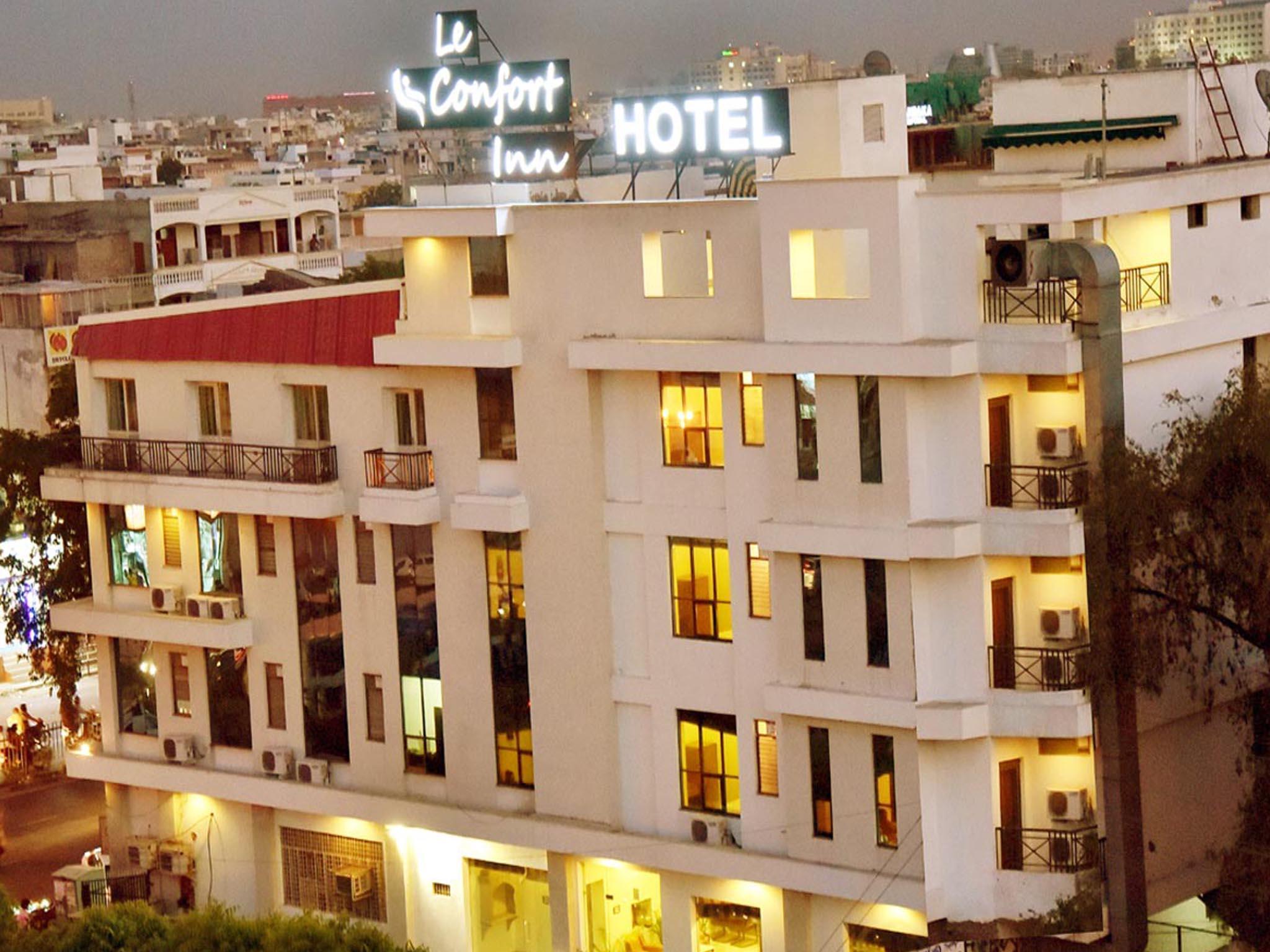 The Karawan Hotel - Hotell och Boende i Indien i Jaipur