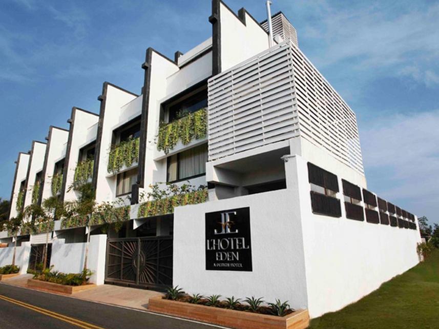 L Hotel Eden - Hotell och Boende i Indien i Goa