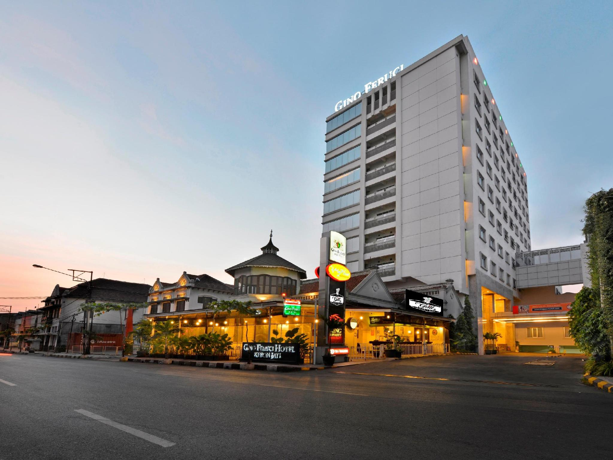 Gino Feruci Kebon Jati Bandung - Hotels and Accommodation in Indonesia, Asia