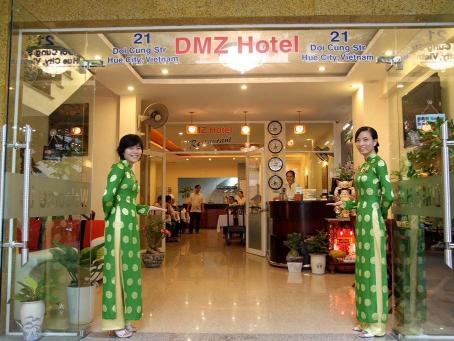 Hotell DMZ Hotel
