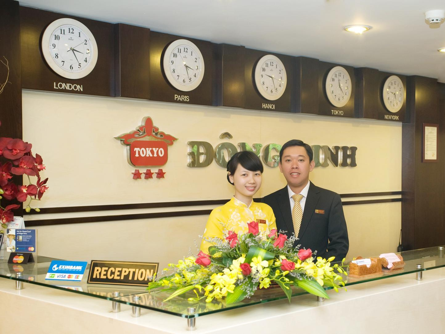 Hotell Dong Kinh Hotel
