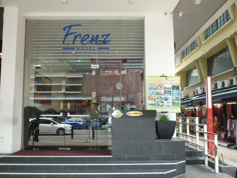 Frenz Hotel Kuala Lumpur - Hotels and Accommodation in Malaysia, Asia