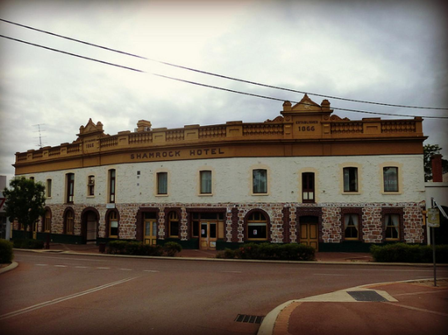 Shamrock Hotel - Hotell och Boende i Australien , Northam