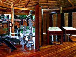 Dream Native Resort Bohol - Salle de fitness