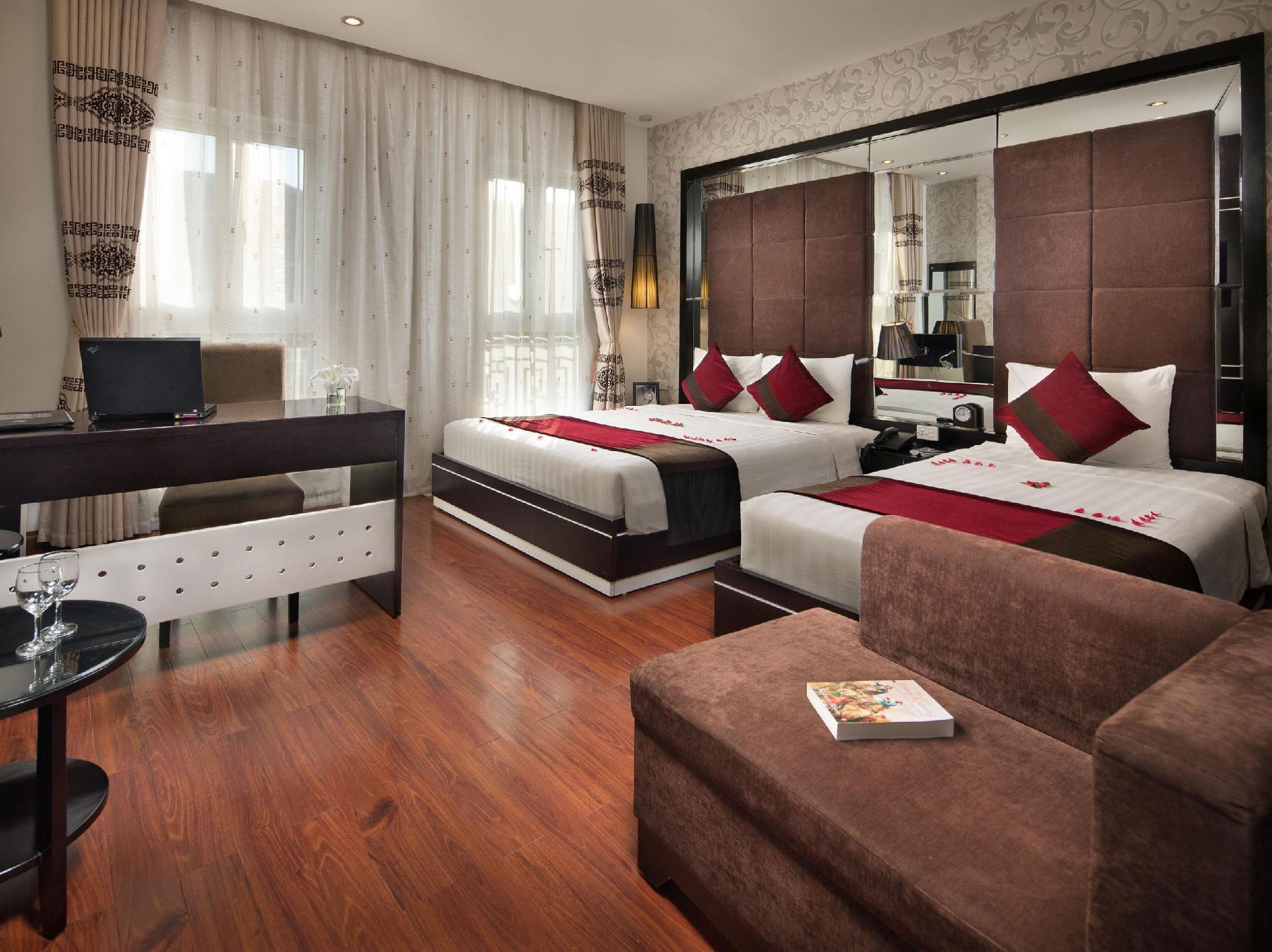 Hotell Hanoi Moment Hotel