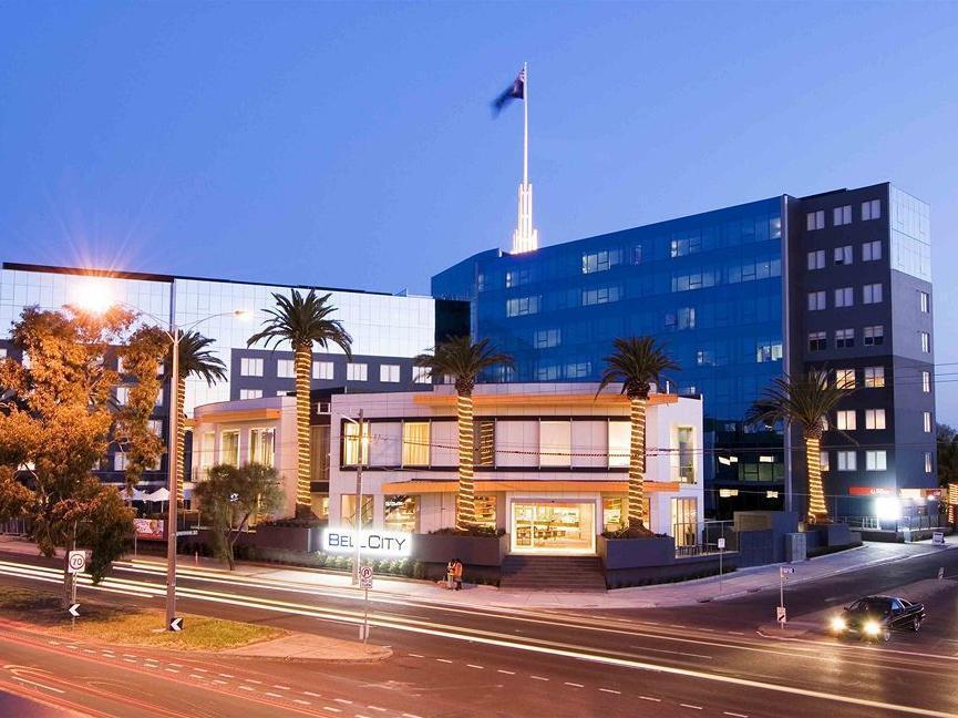 Budget 1 Hotel - Hotell och Boende i Australien , Melbourne