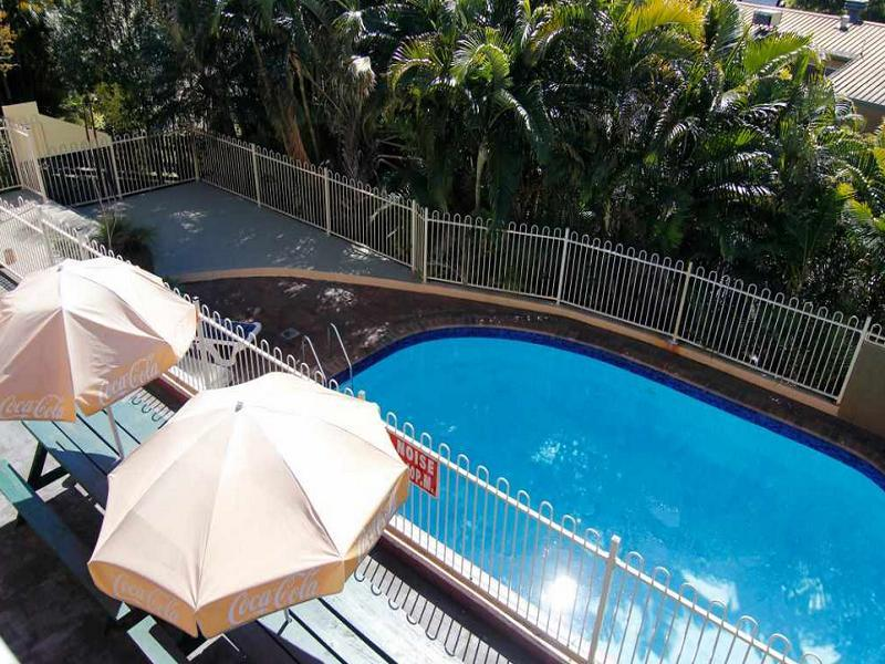 Hotell Palace Backpackers Hervey Bay Hotel