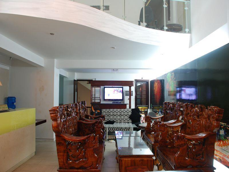 Stargazer Hotel دا نانج - المظهر الخارجي للفندق