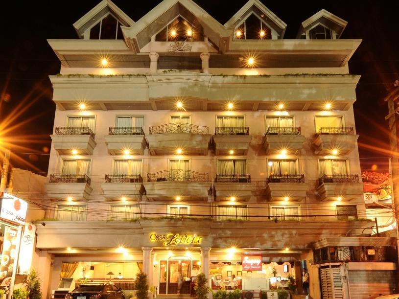 Hotell Casa Leticia Boutique Hotel