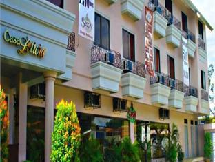 Casa Leticia Business Inn Davao - Hotellet udefra