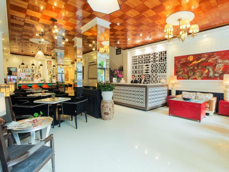 Hotell Hanoi Style Hotel