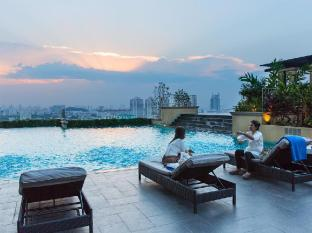The Grand Fourwings Convention hotel Bangkok - Swimming Pool