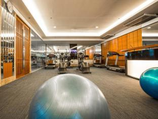 The Grand Fourwings Convention hotel Bangkok - Fitness Room