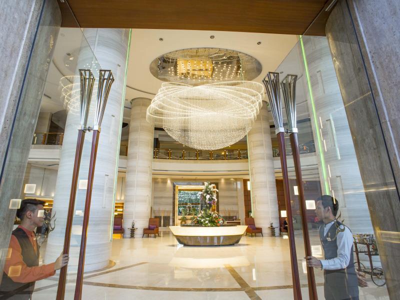 ザ グランド フォーウイングス コンベンション ホテル11