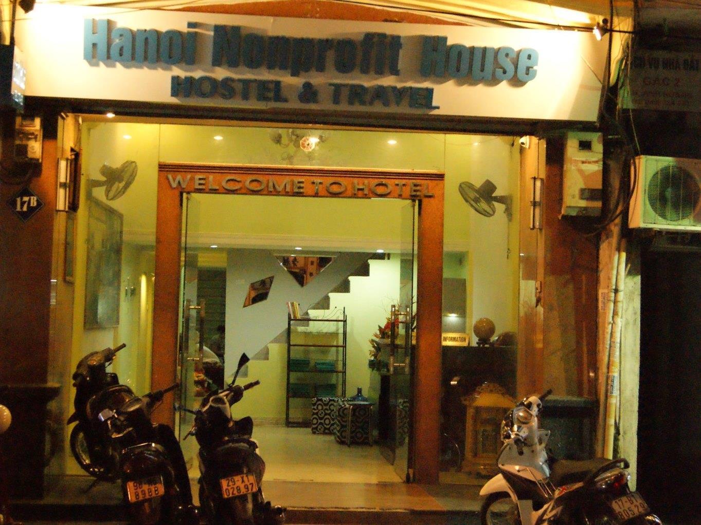 Hanoi Nonprofit House - Hotell och Boende i Vietnam , Hanoi