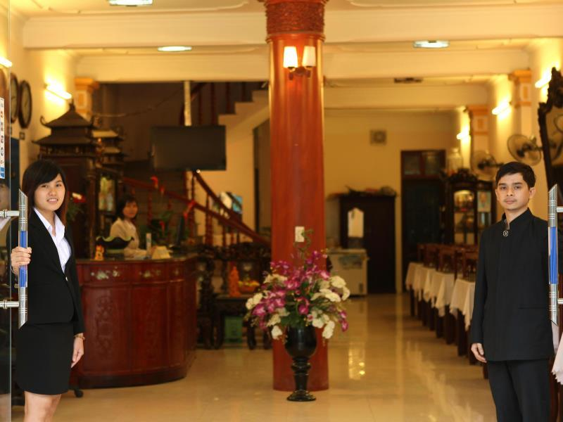 Hotell Canh Dieu Mountian Hotel